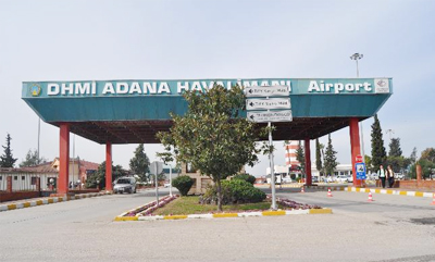 Şakirpaşa Airport Office (Domestic Flights)