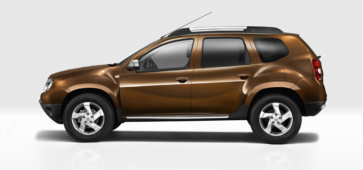 Dacia Duster 4x4 Diesel 2014 Model