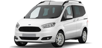 Ford Connect Courier  Diesel - OTOMOBİL RUHSATLI 2016 Model