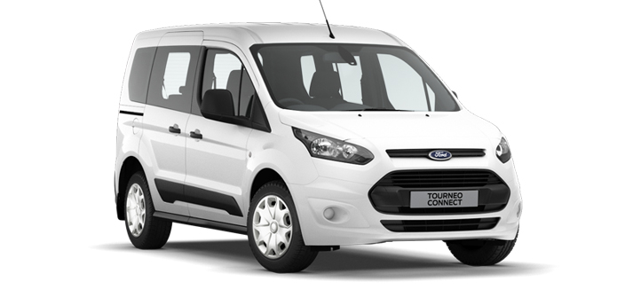 Ford Connect Courier 1,6 Motor Diesel 2016 Model