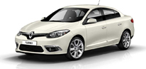 Renault Fluence Automatic Diesel