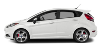 Ford Fiesta Diesel -1,6 TDCI 2016 Model Full Depo
