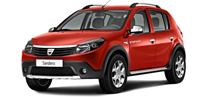 Dacia Sandero Stepway Diesel Manual